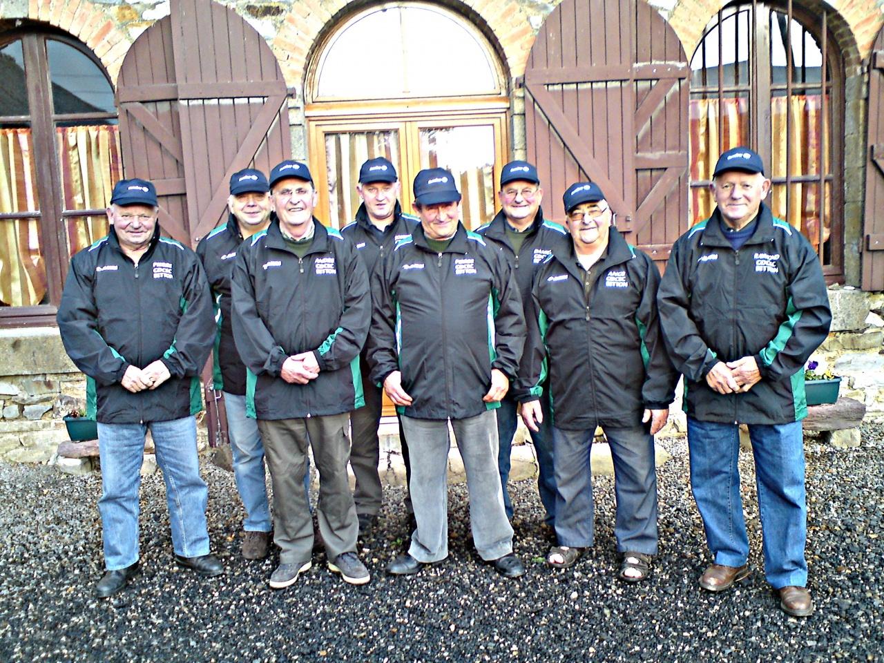 Les Piégeurs du GDCEC de Betton