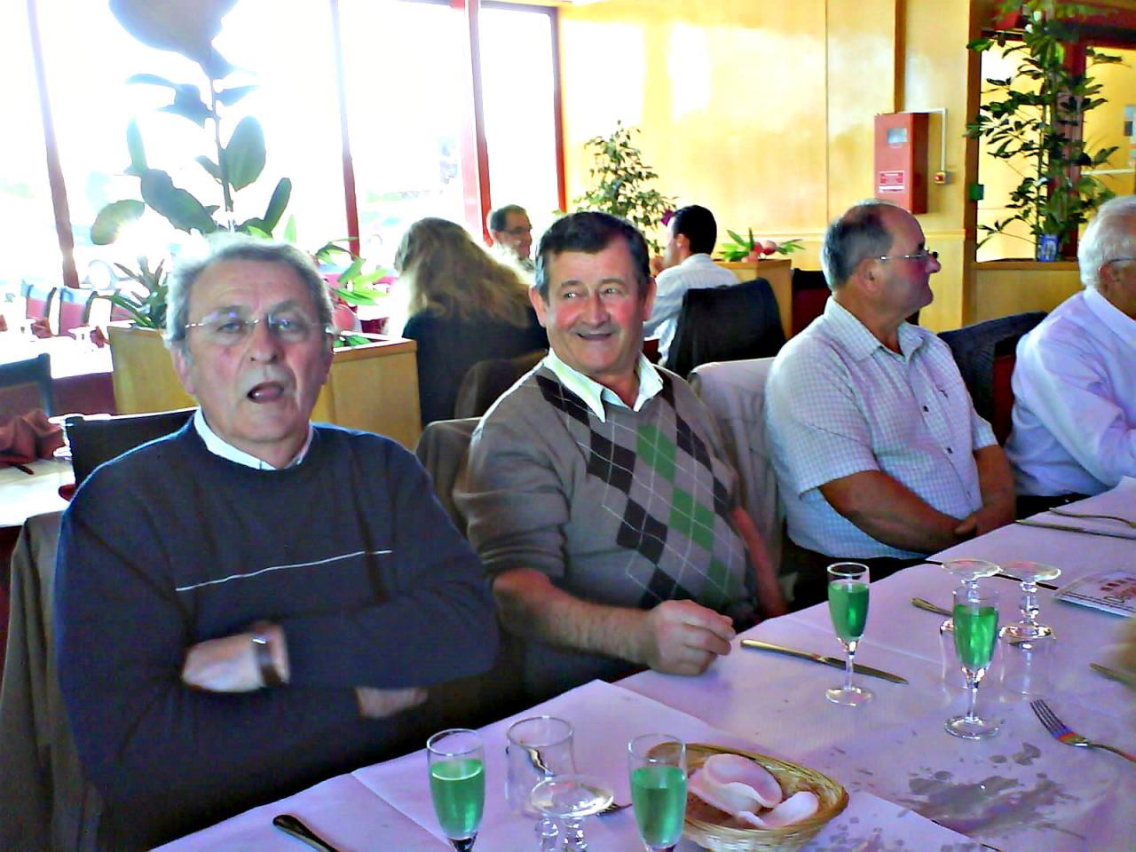 Repas A.Générale 2010
