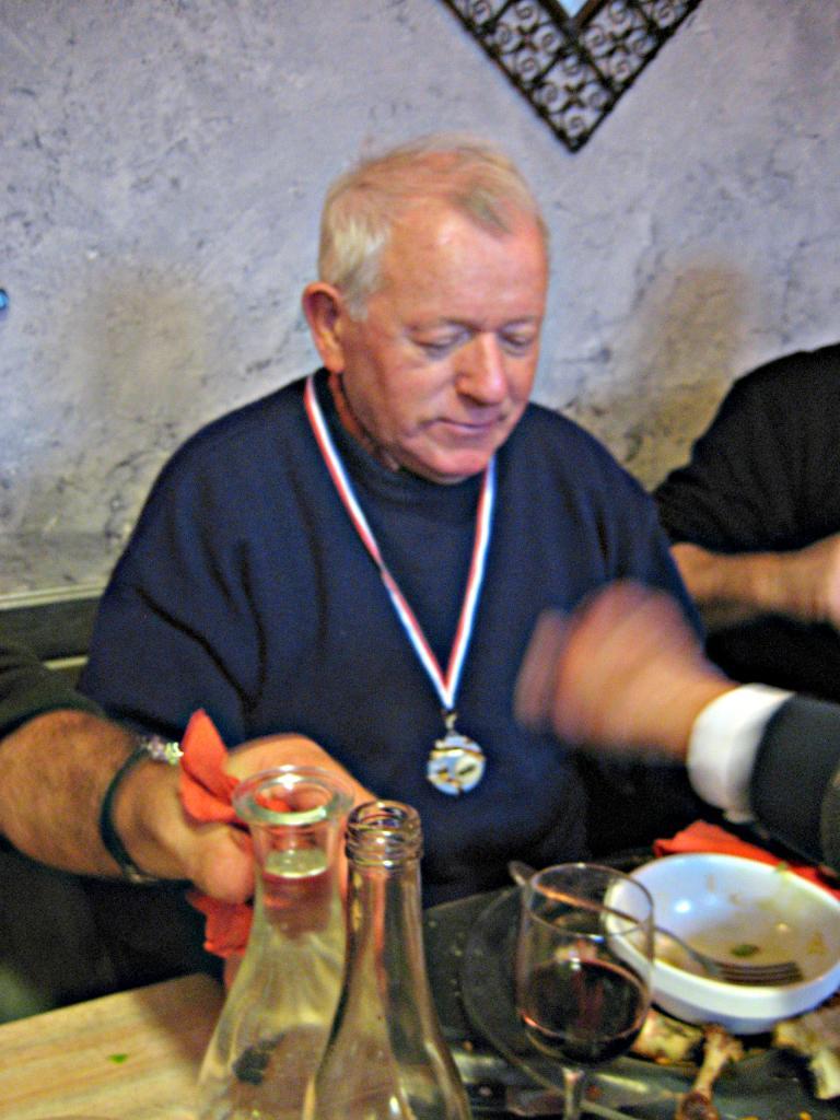 Repas A.Générale 2009