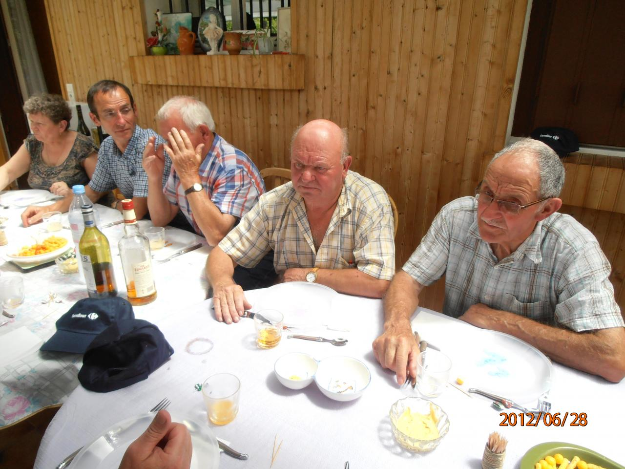 Repas A.Générale 2012