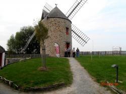 Moulin à la Maison du Terroir & de la Gastronomie
